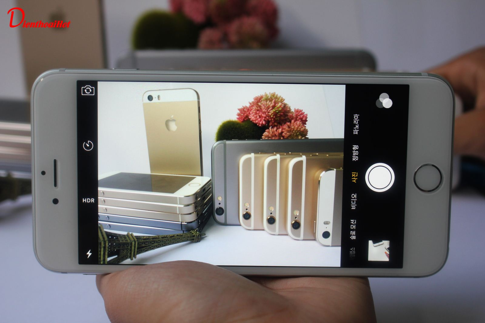 Camera Iphone 6 Plus Quốc Tế 64gb