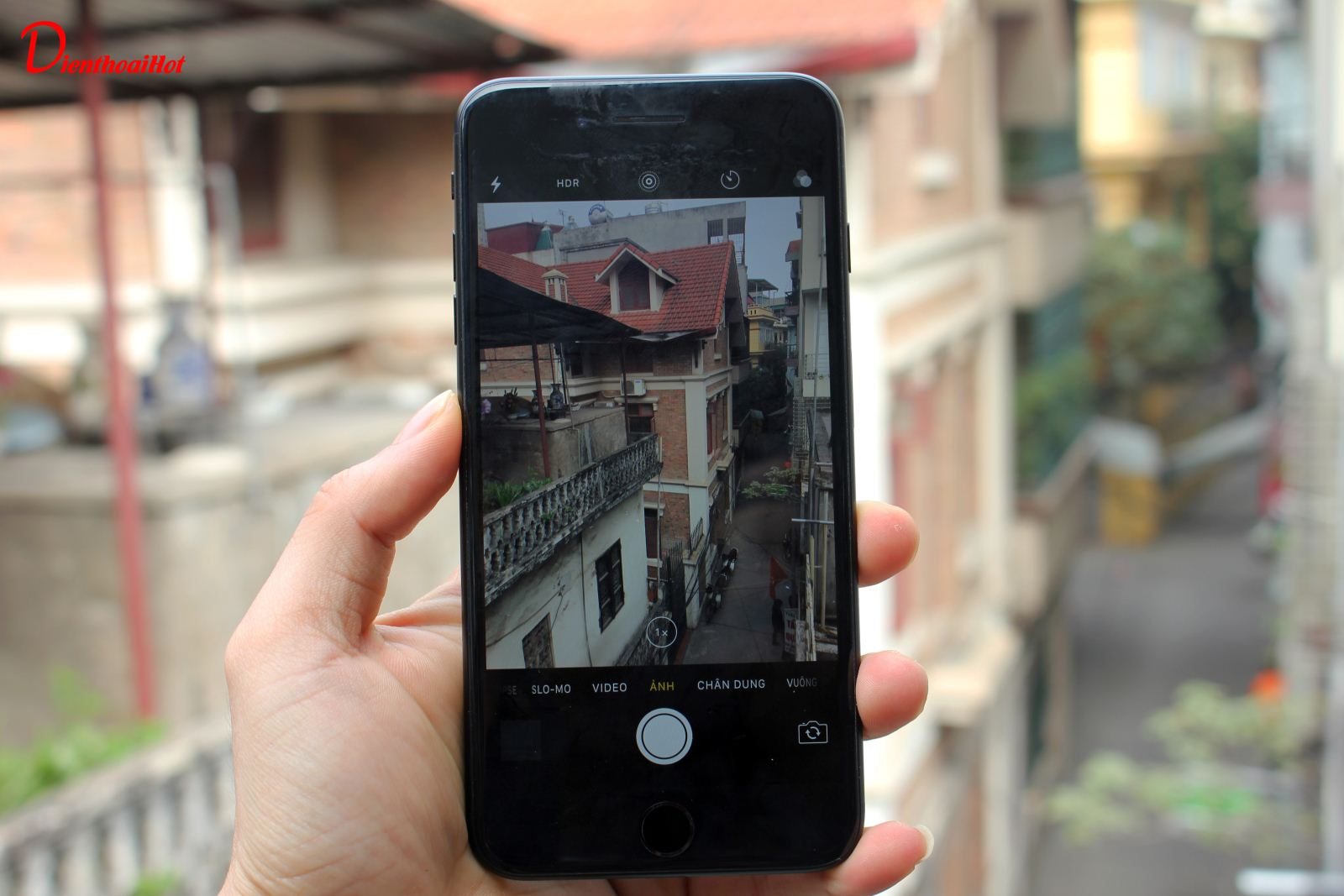 Camera sau của Iphone 7 plus 32gb